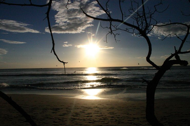 full-playa-grande-sunset