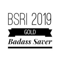 GOLD Badass Savers 2019 59.2%